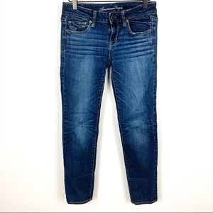 American Eagle | Super Stretch Skinny Short Jeans